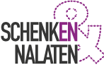 2018 08 SchenkenNalaten logo header